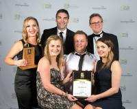 Oasis Beauty Westpac Manufacturing Award