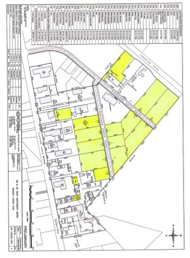View site plan highlighting additional lots >>
