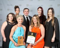 Cocoon Day Spa Continental Excellence in Retail Award